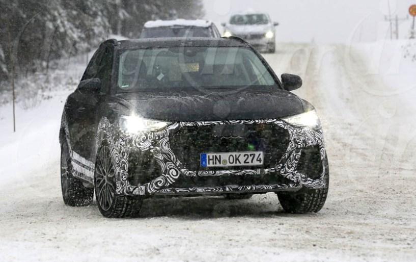 Audi RS Q3 2020: «Εκχιονιστικό»