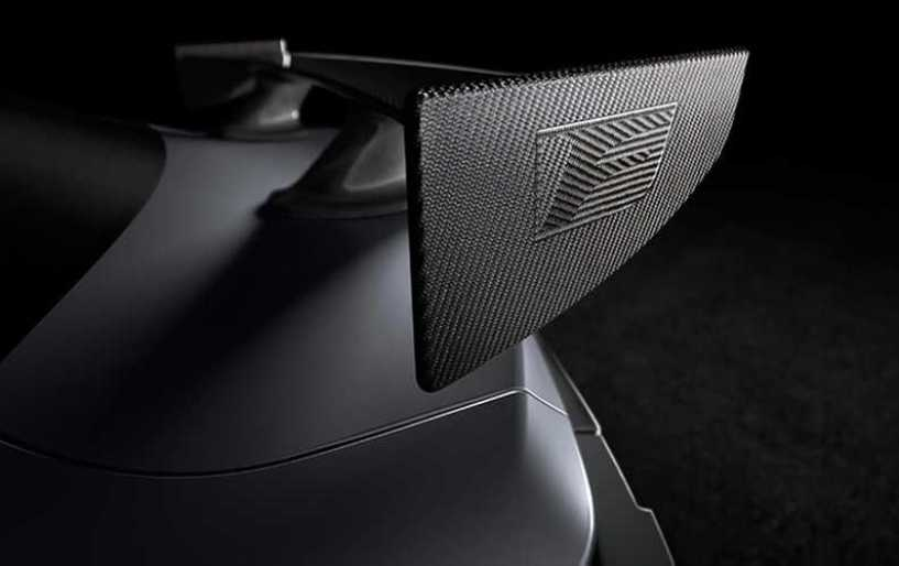 Lexus RC F Τrack Edition: Ραντεβού στο Detroit