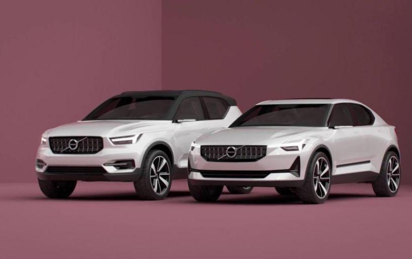 Με εντονότερο άρωμα περιπέτειας η νέα γενιά του Volvo V40