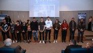 Στην ΑΝΕΚ LINES οι βραβεύσεις των πρωταθλητών