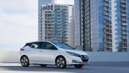 Nissan Leaf e+ Limited Edition: Με 217 ίππους και περισσότερη αυτονομία