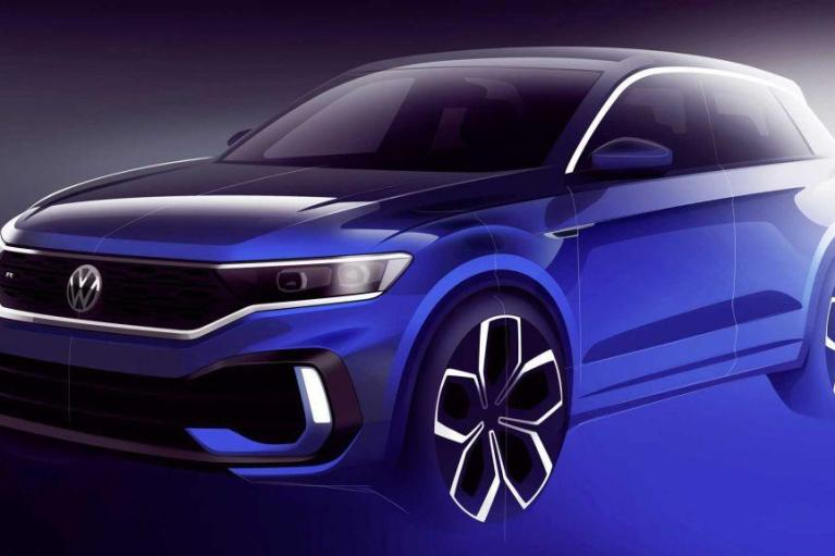 VW T-Roc R 2019: Σε νέες, σπορ συχνότητες