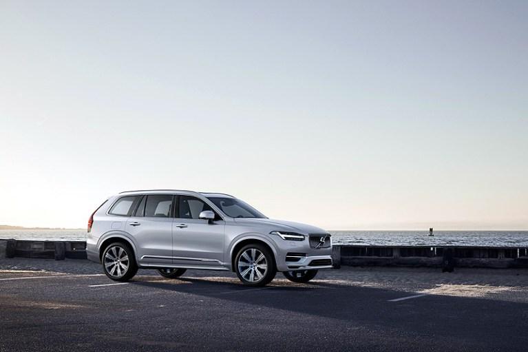 Σύστημα εξοικονόμησης ενέργειας KERS αποκτά τo Volvo XC90