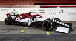 Τα χρώματα της επιστροφής της Alfa Romeo στην F1