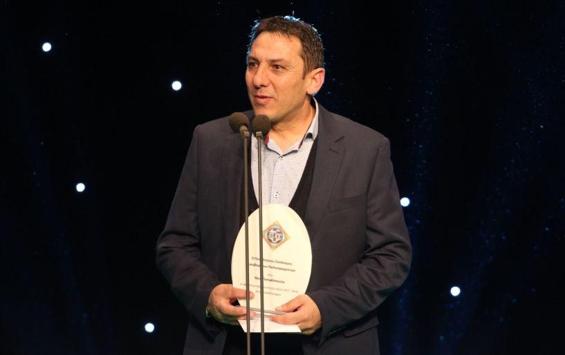 Προπονητής της χρονιάς ο Νίκος Παπαδόπουλος!