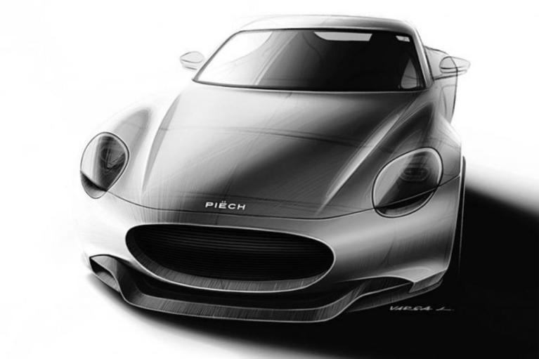 Piech Mark Zero: Ηλεκτροκίνητο sportscar με υψηλές φιλοδοξίες