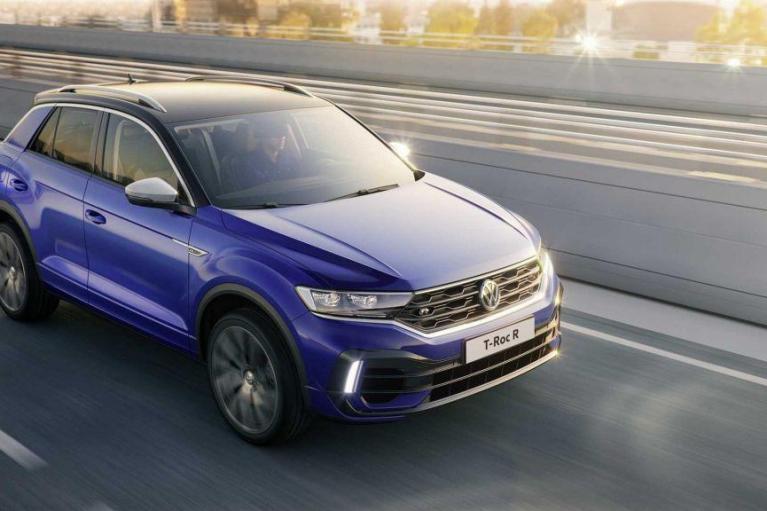 VW T-Roc R Concept: Η νέα σπορ συχνότητα της περιπέτειας