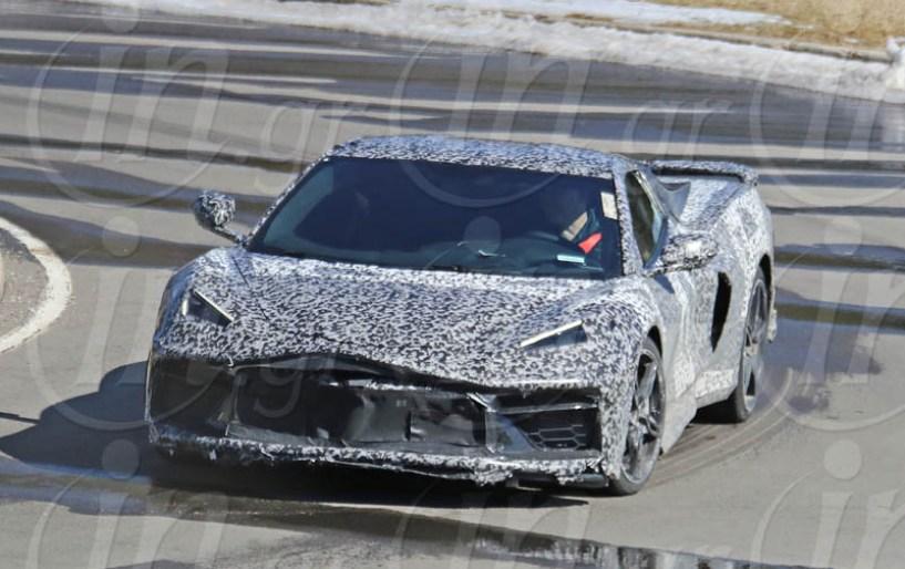 Chevrolet Corvette C8 2020: Αναζητώντας την ιδανική συνταγή