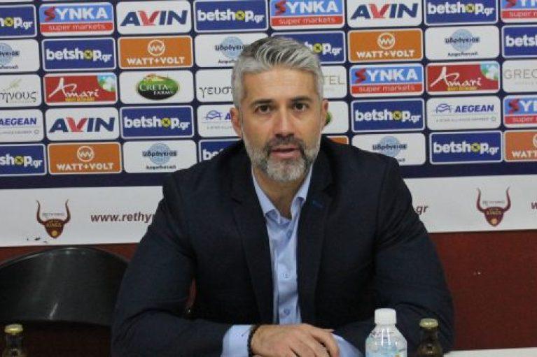 Ζιάγκος: «To ματς κρίθηκε στις δυο κατοχές»