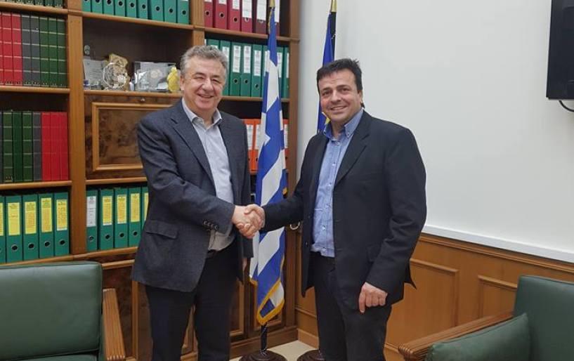 Ξανά υποψήφιος με Αρναουτάκη ο Νίκος Συριγωνάκης