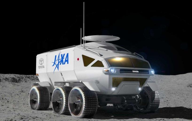 Η Toyota εξελίσσει σεληνιακό όχημα
