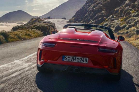 Porsche 911 Speedster: Συλλεκτική αξία με σύγχρονο DNA