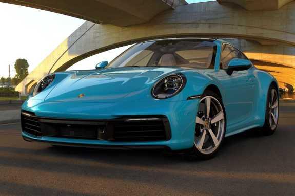 Porsche 911 Targa 2020: Εκκεντρικές διαδρομές