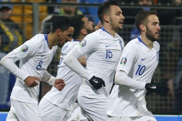 Δύο θέσεις κέρδισε η Εθνική Ελλάδας στο FIFA Ranking