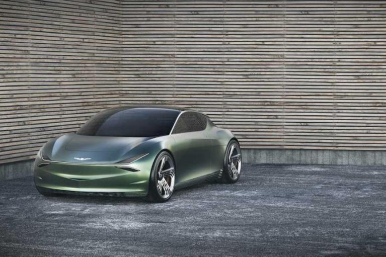 Genesis Mint Concept: Lifestyle ηλεκτροκίνηση από το μέλλον