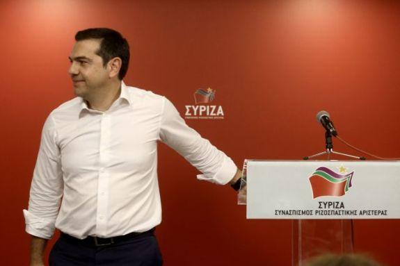 Ανακοίνωσε Eθνικές εκλογές ο Αλέξης Τσίπρας
