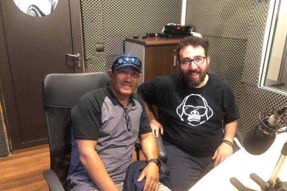 Αποκαλυπτικός Ίσις στον Athletic Radio 104,2!