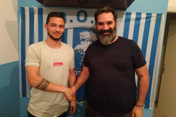 Στον Πόρο ο Σπηλιώτης – νέο μέλος στην διοίκηση ο Χουδετσανάκης