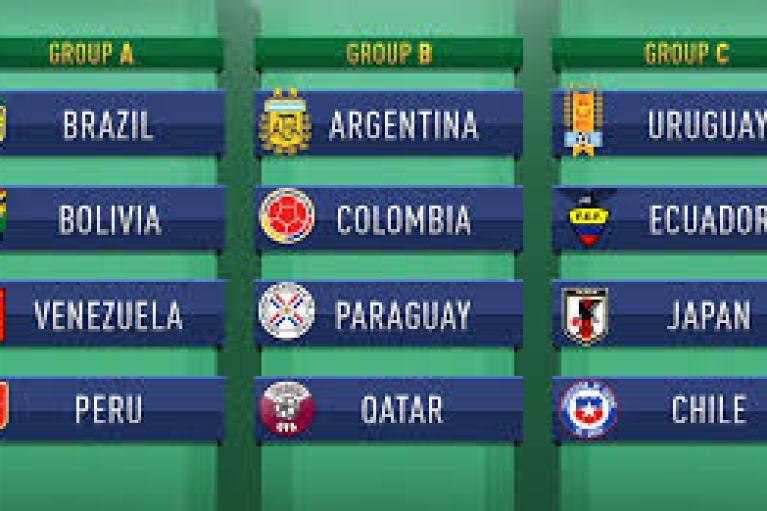 To πλήρες Πρόγραμμα του Κόπα Αμέρικα 2019