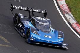 «Ηλεκτρικό» ρεκόρ γύρου στο Nurburgring για το VW I.D. R
