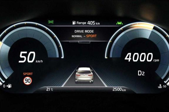 KIA XCeed 2020: Ενδίδοντας στην ψηφιακή αναβάθμιση