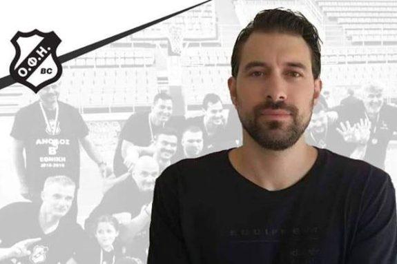 """Λιανός στο athleticradio.gr: """"Ήταν μία μοναδική εμπειρία"""""""