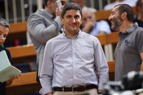 Οι ευχές του Αυγενάκη για μετάλλιο της Εθνικής
