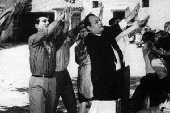 Όταν το ελληνικό σινεμά «ψήφιζε» Γκόρτσο και Μαυρογιαλούρο