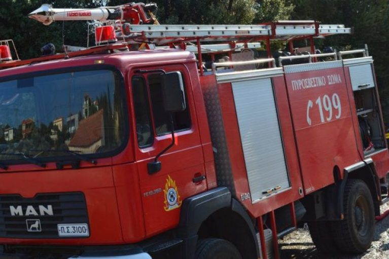 Σύλληψη στην Τύλισο για πυρκαγιά