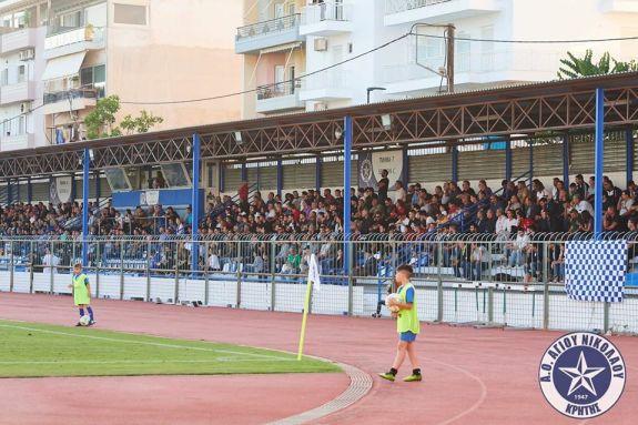 """Προτείνει το Δημοτικό Στάδιο Αγίου Νικολάου να λέγεται """"Νικόλαος Φουρνιωτάκης"""""""