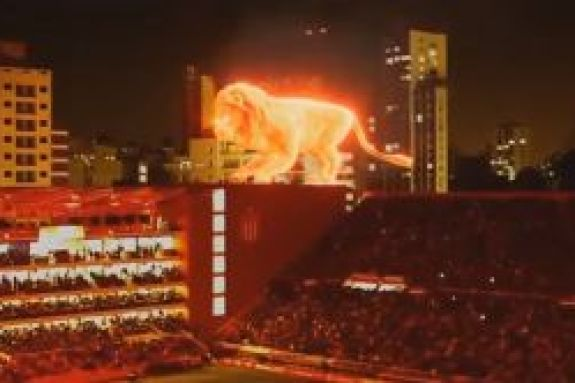 Α-Σ-Υ-Λ-Λ-Η-Π-Τ-Ο: Το λιοντάρι της Εστουντιάντες βρυχήθηκε! (vid)