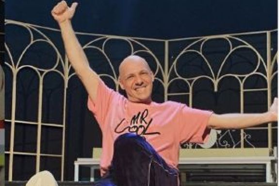 Νίκος Μουτσινάς: «Δεν έχω καλή σχέση με την ζυγαριά»