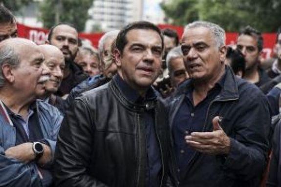 Δριμεία επίθεση της ΝΔ κατά Τσίπρα για το Πολυτεχνείο