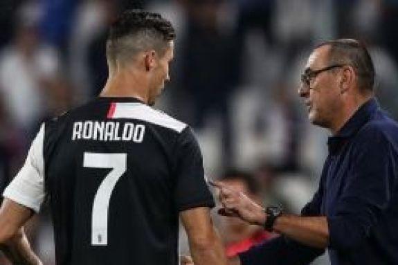 Ο Ρονάλντο θα απολογηθεί με… γεύμα στους συμπαίκτες του