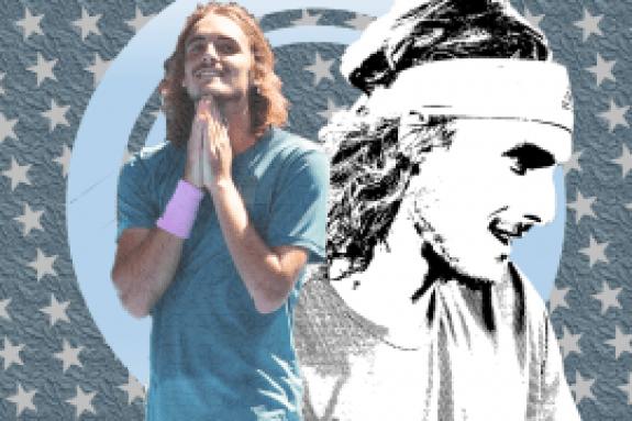 Η χρονιά που άλλαξε τη ζωή του Στέφανου Τσιτσιπά (vids)