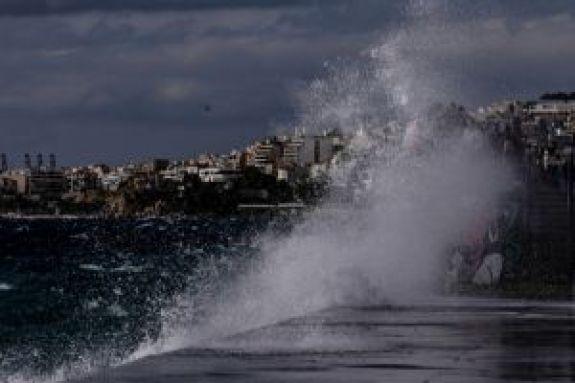 Άσκηση για τσουνάμι σε ελληνικό νησί