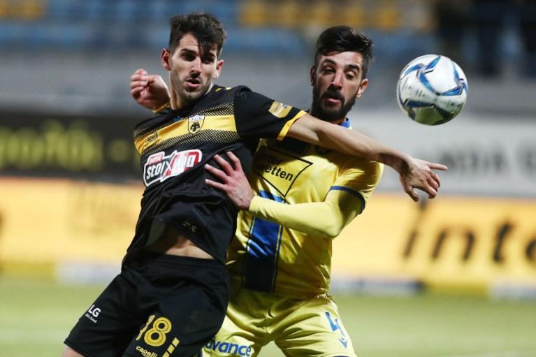 Αστέρας Τρίπολης – ΑΕΚ 1-1