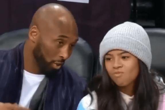 Κόμπι Μπράιαντ: Όταν μάθαινε μπάσκετ στη 13χρονη Τζιάνα (pic & vids)