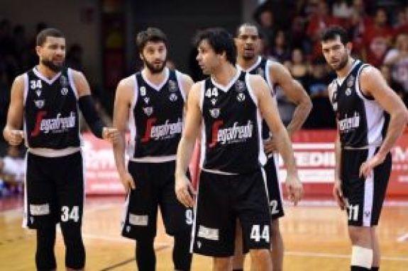 FIBA: Βαρύ πρόστιμο στη Βίρτους Μπολόνια επειδή έφυγε από το BCL