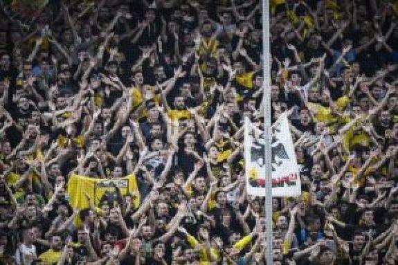 ΑΕΚ: Απορρίφθηκε η έφεση, παραμένει η ποινή των δυο αγωνιστικών