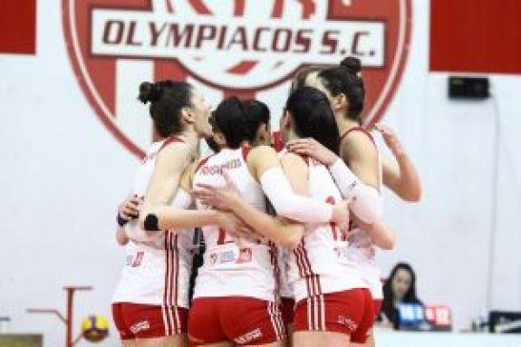 Ολυμπιακός – Ηλιούπολη 3-0