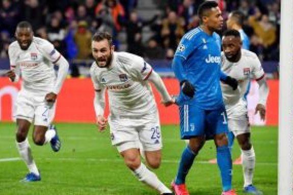 Λιόν-Γιουβέντους 1-0