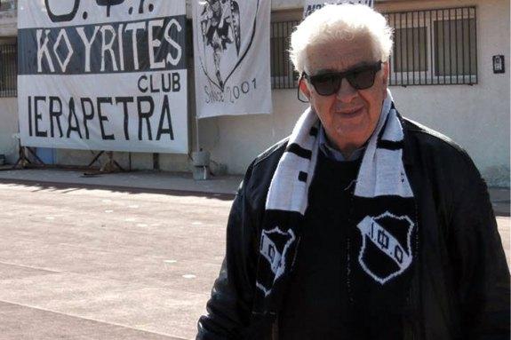 """Χηνόπουλος: """"Η συμμετοχή στην Super League 2 θα είναι μεγάλο επίτευγμα"""""""