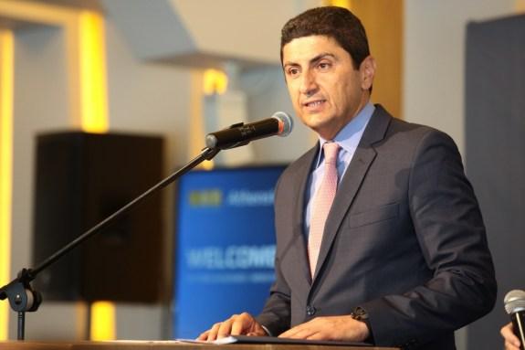 Αυγενάκης: «Στέλνουμε μήνυμα παγκόσμιας αλληλεγγύης της αθλητικής οικογένειας» (pic)