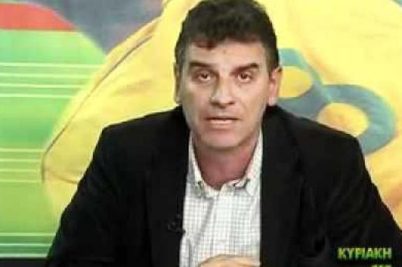 Γεωργούντζος στο MEGA: «Είδα άνθρωπο να πεθαίνει δίπλα μου»