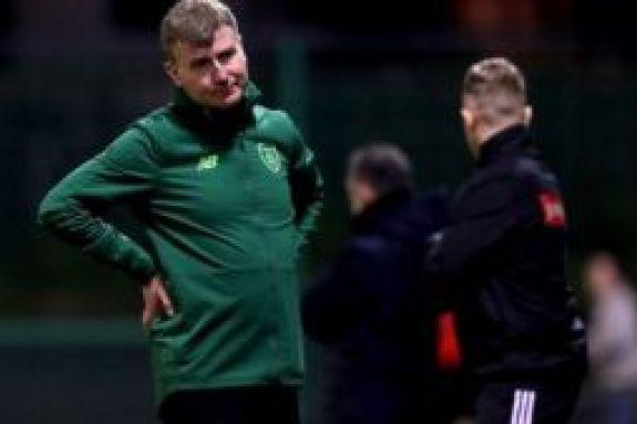 Αλλαγή προπονητή στην Εθνική Ιρλανδίας