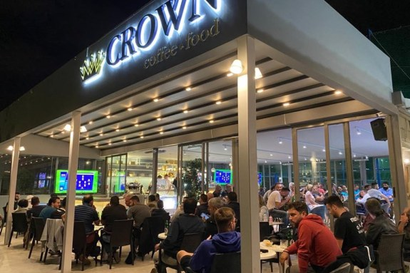 """Και σήμερα όλοι οι δρόμοι οδηγούν στο """"Crown"""""""