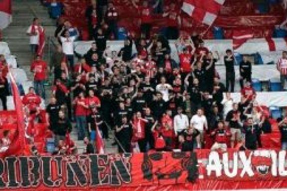 Δανία: Προσωρινή διακοπή στον τελικό Κυπέλλου λόγω μη τήρησης μέτρων