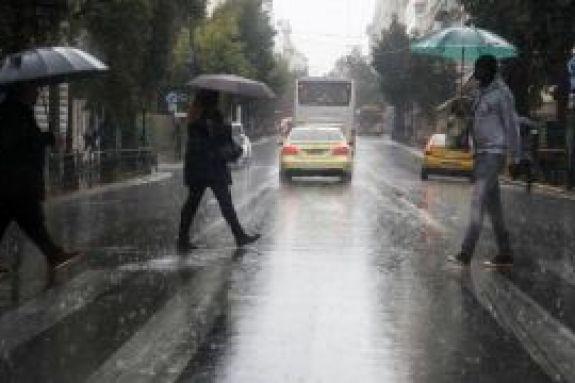 Kαιρός: Καταιγίδες και χαλάζι μέσα Ιουλίου – Πόσο θα κρατήσει η κακοκαιρία