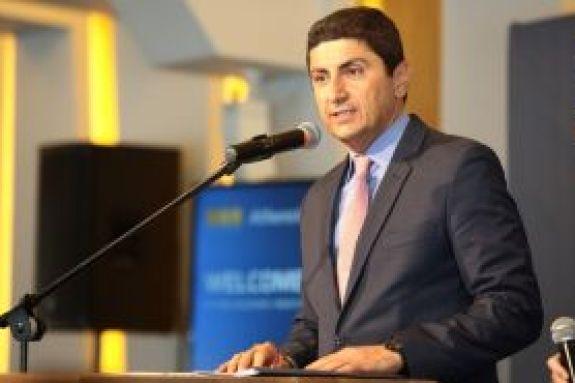 Αυγενάκης : Πάνω από 6 εκατ. ευρώ για τις αθλητικές εγκαταστάσεις του νομού Χανίων